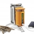 Biolite Camping Stove Uses Fire To Charge Your iPhone