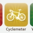 iPhone εφαρμογές για ποδηλάτες και όχι μόνο