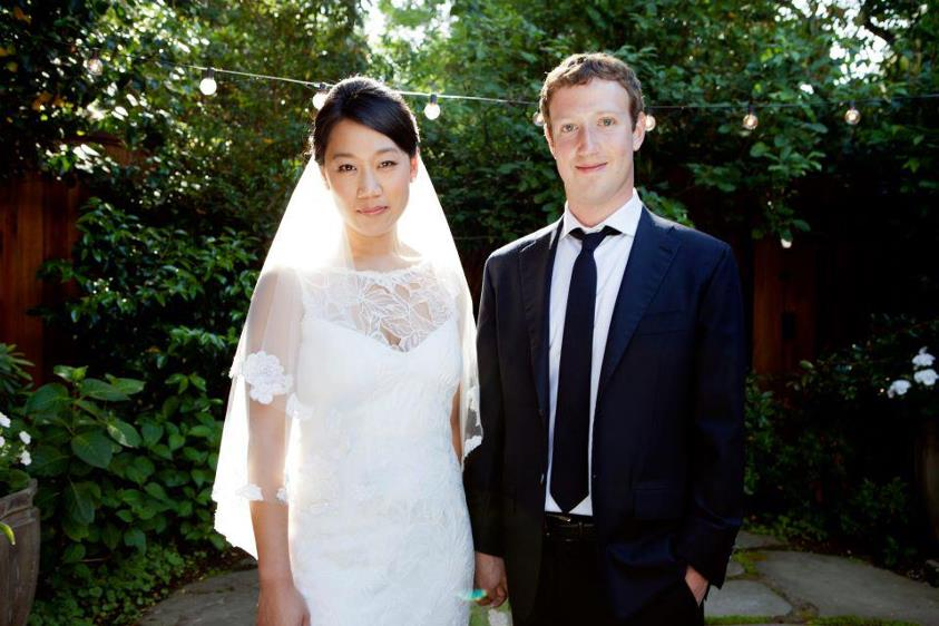 facebook wedding